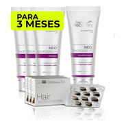 Pack Engrosador (3 Meses) Hair Recovery