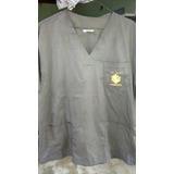 Camisa Uniforme Medico Enfermera Bioanalista Talla L