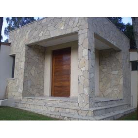 Laja Irregular Neuquen Zapala Piso Pared Piedra Natural