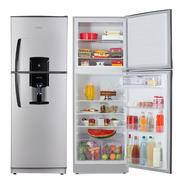 Heladera Con Freezer 394 Lts Patrick Hpk151m11s Gris Outlet