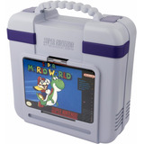 Super Nes Snes Mini Deluxe Carrying Case Pdp Nuevo Dakmor