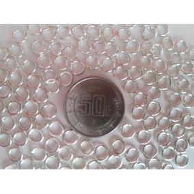 Argolla Mini Para Armar Aretes Pulseras Material Bisuteria