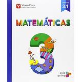 Matemáticas, 3º Primaria, Libro 1, 2 Y 3
