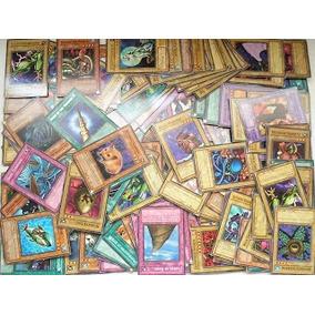 Lote De 100 Cartas De Yu-gi-oh!