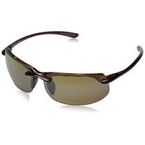 Gafas Maui Jim Banyans Gafas De Sol Polarizadas Tortuga, Br