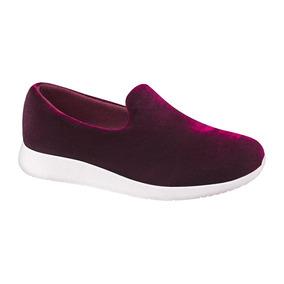 Zapatos Bonitos Confort Shosh Color Jaspe Textil Cy133