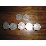 50 Monedas De Un Peso Chileno De 1933