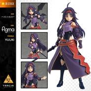 [ Figma Yuuki ] Original Sword Art Online Sao   Tracia