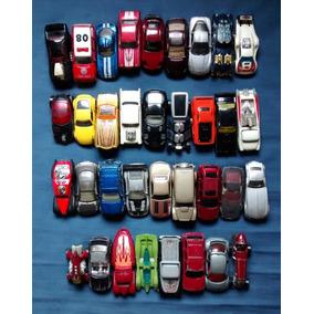 35 Carrinhos Hot Wheels 1\64 + Carrinhos Comuns