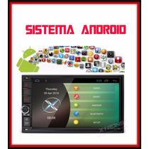 Equipo Auto Universal Hd Android Estereo Radio 2 Din Gps