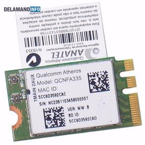 Placa Notebook Wireless Atheros Qcnfa335 Promoção (9137)