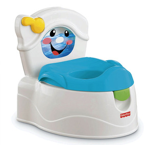 Troninho - Toilette Divertido - Fisher-price