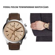 Reloj Es Fossil Nate 100% Originales. Oferta Especial Febrer