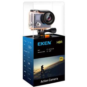 Camara Deportiva Eken H8r Original Sensor Sony 4k 30fps 14mp