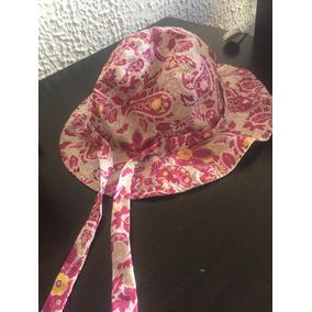 Vendo Sombrero Para Bebé De Algodón Niña Marca Ferrioni