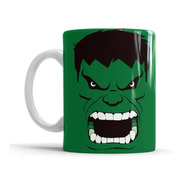 Caneca De Cerâmica Hulk Super Herói Personalizada