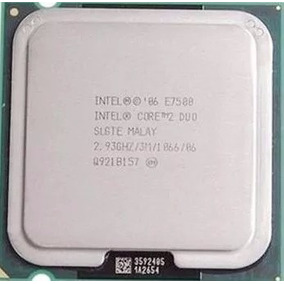 Procesador Core 2 Duo E7500 2.93ghz/3 Mb/1066 Socket 775