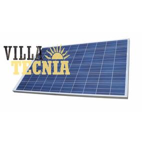 Panel Solar 260w Cerco Eléctrico Sistemas Autónomos Kit