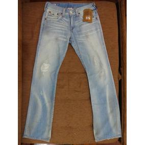 Calca Jeans True Religion 31 Us 40 42 Br Nova Foto Real Lind