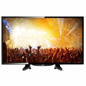 Tv 32 Led Hd Le32h1461, 1 Usb, 2 Hdmi, Função Monitor - Aoc