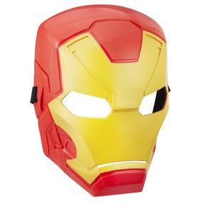Máscara Básica - Disney - Marvel - Capitão América - Gue