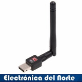 Usb Wireless Wifi Antena De Red Inalambrico 300 Mbps