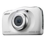 Camara Nikon 13.2mp/wifi/blueto Nfc/video Fhd Blanco