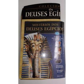 Mistérios Dos Deuses Egípcios N° 1 A 39 - Produto Novo !!!!!