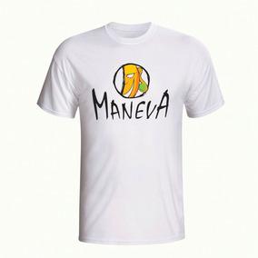 Camisa Camiseta Banda Reggae Maneva Manga Curta