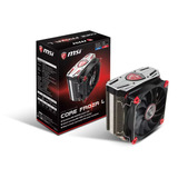 Cooler Msi Frozr L Black/silver