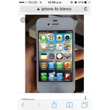 Iphone 4s 8 Gb Blanco