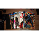 Batman Quadrinho Novos 52 Edições De 1 - 12