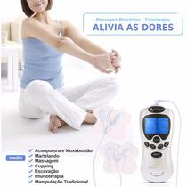 Kit 02 Aparelho Fisioterapia Acupuntura Tens & Fes Promoção