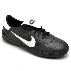 Chuteira Masculino Campo Society Couro Legitimo Nike Copa