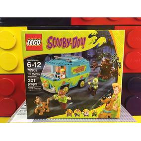 Lego Scooby Doo Maquina Del Misterio 75902 Juguete Bloques