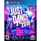 Just Dance 2018 Ps4 Disponible