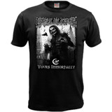 Camiseta Cradle Of Filth,black Metal,vampiric