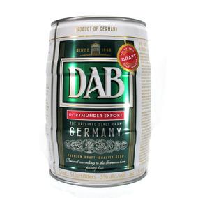 Cerveja Dab Alemã Barril De 5l - Vol. Alc. 5%