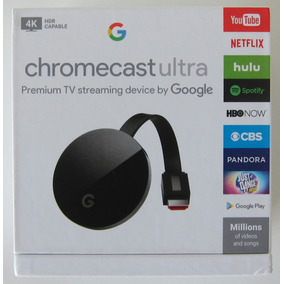 Trnsforma Tu Lcd En Smart Tv Chromcast Mira Youtube Netflix