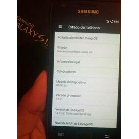 Samsung Galaxy S2 Actualización 7 Nougat