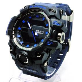 b9e7ee40ac8 Relogio Casio Twincept Wr5bar Abx-60 Masculino - Relógios De Pulso ...