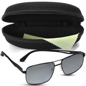 Oculos De Sol Masculino Esportivo Lente Polarizada Espelhada e8eef34ca1