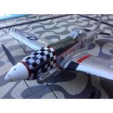 Aeromodelo P-51d Mustang
