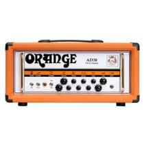 Orange Ad30 Cabezal Totalmente Valvular 30 W Ingles