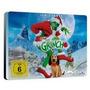 Blu-ray O Grinch - Steelbook - Leg Em Pt - Jim Carrey