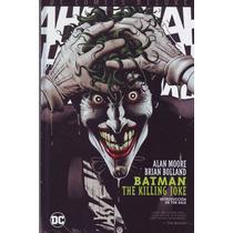 Batman The Killing Joke Deluxe Español Broma Mortal Hc