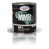 Mmb Pasta De Pulir Mediana Colorín X 0.9 L