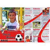 Souvenirs 20 Calendarios Imantados De 20 X 14 + 1 De 19 X 27