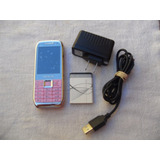 Celular Mp15 E71 2chip Tv Fm Mp3 Mp4 2cam 8.0 Novo