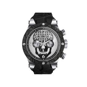 Reloj Btech Tattoo Calavera - Bt-ca-612-02